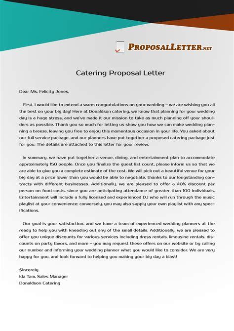 catering contract template 6 free templates in pdf word excel