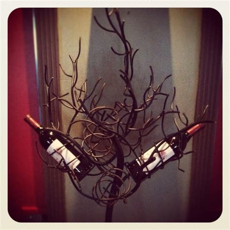Wine Tree Rack by 1000 Images About Wine Cellar Inspiration On