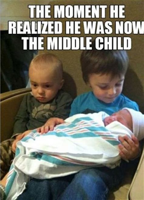 Middle Child Meme - funny pictures with captions 25 photos funny pictures
