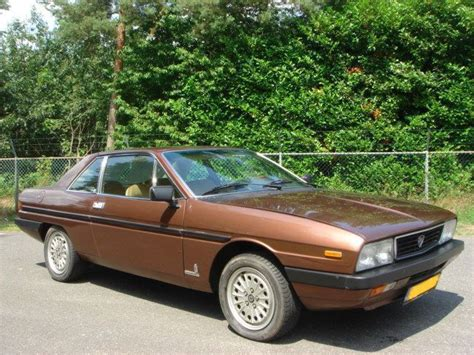Lancia Gamma Coupe For Sale 1979 Lancia Gamma Coupe Classic Italian Cars For Sale