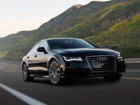 Difference Between Audi A7 And A8 Audi A7 Sportback 3 0 Tfsi Quattro S Line Us Spec