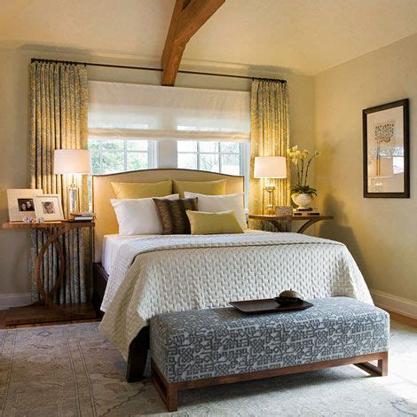 bed by the window headboard against window home decor pinterest