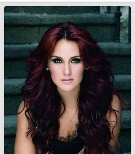 hairstyles red and black hair hair hair color hair style long hair colors red