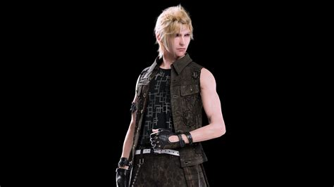 prompto final fantasy prompto argentum final fantasy xv 3840x2160 wallpaper