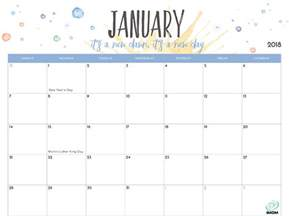 Calendar 2018 Imom 2018 Printable Calendar For Imom