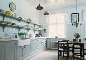 Open Kitchen Cabinets by 25 Open Shelving Kitchens The Cottage Market