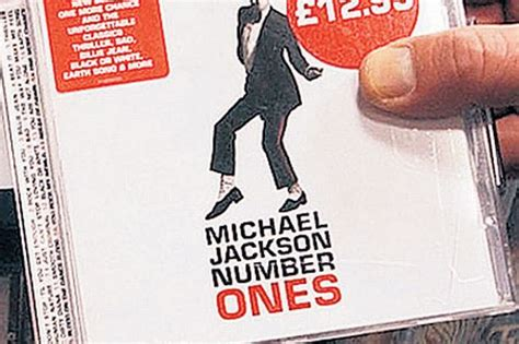 Michael Jackson Record Sales After Michael Jackson Back On Top Of The Charts As His Number Ones Albums Smashes The Record