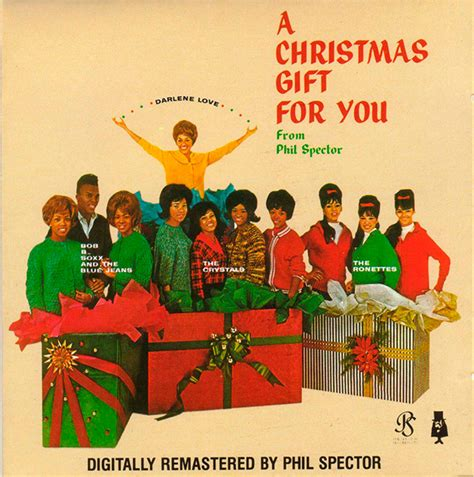 phil spector s a christmas gift for you the shocking
