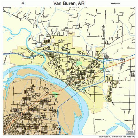 buren arkansas map buren arkansas map 0571480