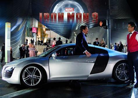 iron man promo audi poster