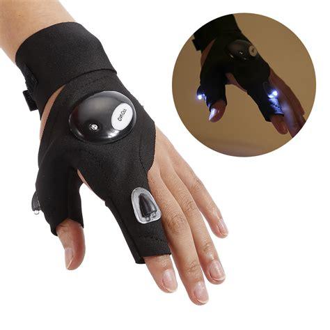 work gloves with lights 100000 lumen flashlight reviews shopping 100000