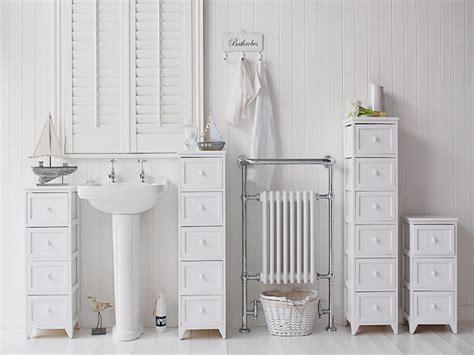 Free standing bathroom storage cabinets, narrow bathroom