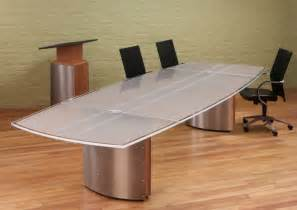 White glass boardroom table white glass top conference table