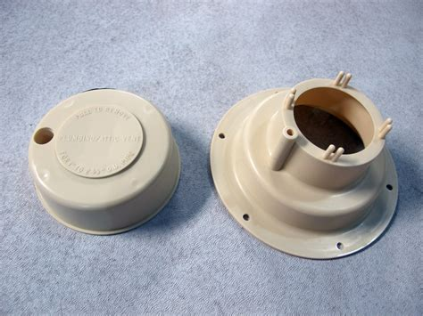 Rv Plumbing Parts And Supplies by Camco Rv Replacement Plumbing Vent Colonial White Camco