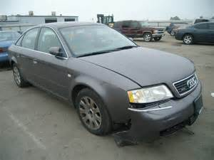 Salvage Audi A6 For Sale Salvage Audi A6 2 8l 6 2001 Bakersfield Ca 93307 Usa