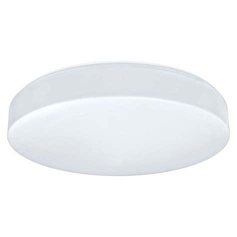 eglo 200898a beramo 1 light 24 5 w led ceiling light in