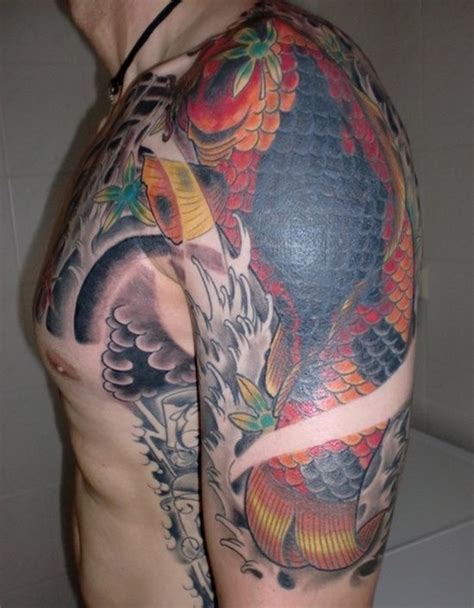 tattoo koi fish yakuza pinterest the world s catalog of ideas