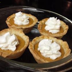 fruit used to make sweet pies mini pumpkin pies photos allrecipes
