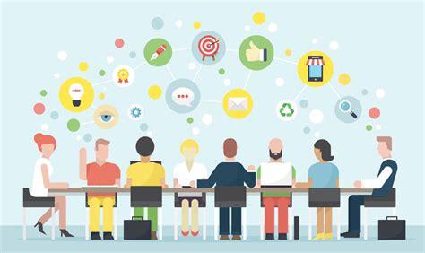 imagenes de reuniones informativas reuniones eficaces habla menos ordena mejor respeta los