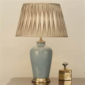 Bathroom Light Not Working by Interiors 1900 R02ldb Vshlf Ryhall Duck Egg Ceramic Table Lamp