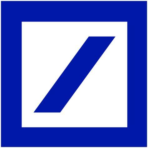 deutsche bank bnking file deutsche bank logo without wordmark svg wikimedia