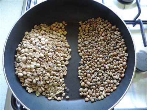 making   coffee blend  arabica  robusta beans ecofriendly coffee