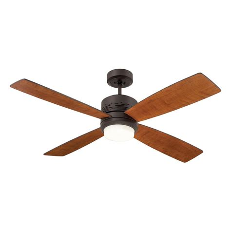 home depot emerson ceiling fans emerson highrise 50 in led oil rubbed bronze ceiling fan