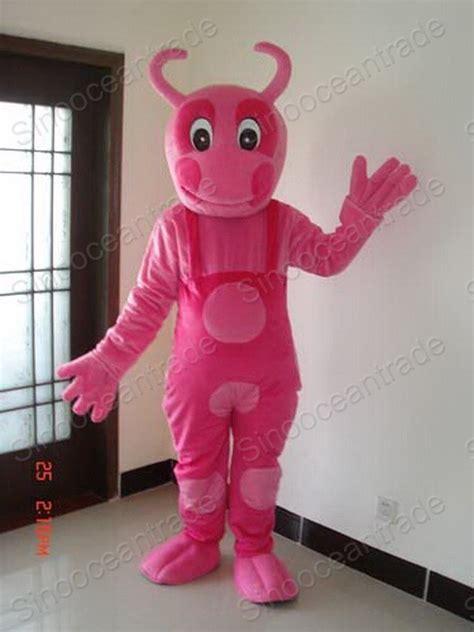 china uniqua backyardigans mascot costume  china