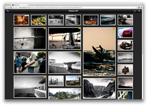 photo gallery layout html revel 1 5 web galleries photoshop blog by adobe