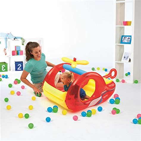 Promo Helicopter Ballpit bestway helicopter pit
