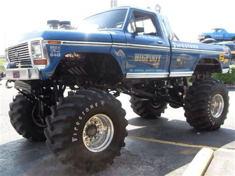 1979 bigfoot truck 30 best images about trucks on cars chevy and