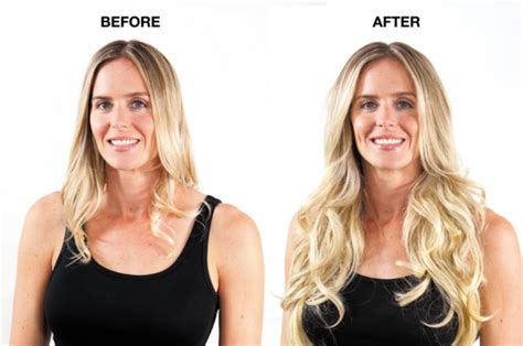 hairstyles with secret extentions secret extensions it s more hair that s ready to wear