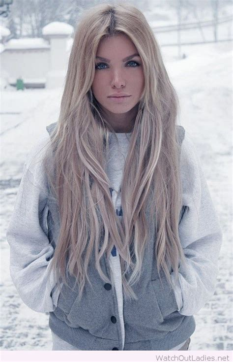 blonde colours for winter pinterest the world s catalog of ideas