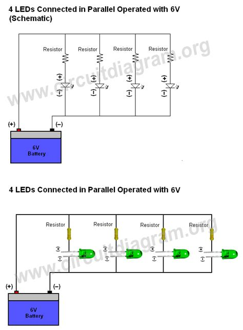 wiring led lights in parallel wiring get free image