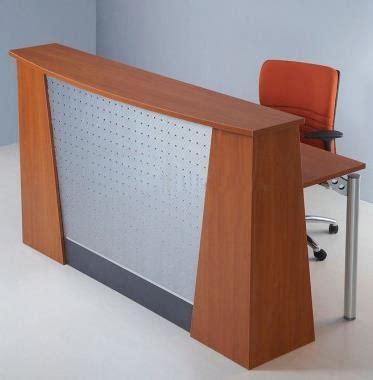 Meja Resepsionis Kayu jual harga meja resepsionis murah harga murah malang oleh