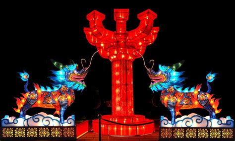 china with lights boyd gaming celebrates the china lights lantern festival