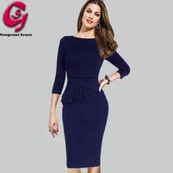 aliexpress com buy 2015 fashion women office dress