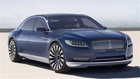 town car 2018 lincoln town car look photos new car release news