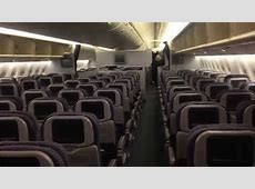 United airlines 777 aircraft (inside airplane) - YouTube United Airlines 777 Interior