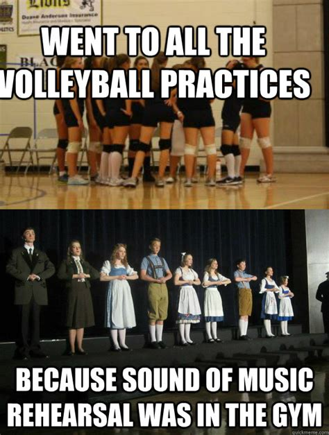 Volleyball Meme - funny volleyball fails