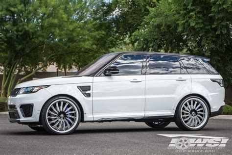 custom 2016 land rover 2016 land rover range rover sport with 24 quot asanti 815 in