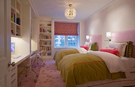room for girl decorating girls room with two twin beds room design ideas