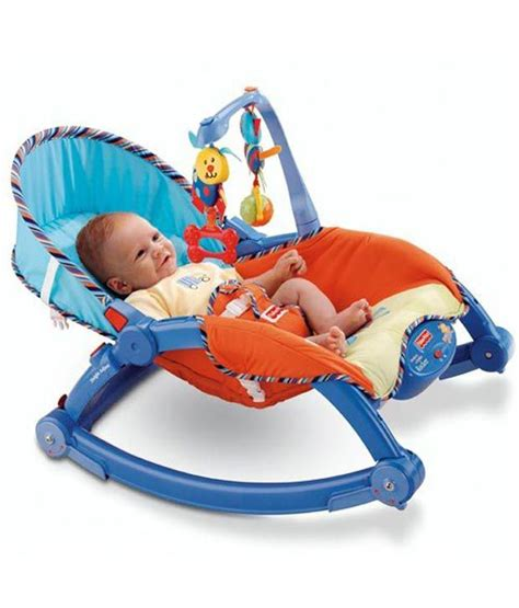 Baby Chair Rocker by Jouet Newborn To Toddler Portable Rocker Baby Carriers