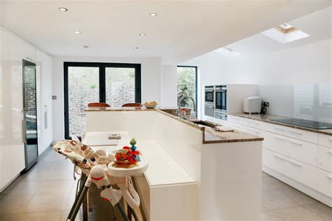 Side Kitchen by Kitchen Extensions Architect Designs And Ideas