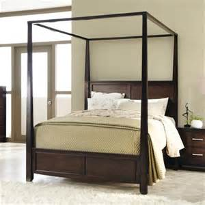 Canopy Beds Ontario Coaster Furniture 202931 Ingram Canopy Bed Atg Stores