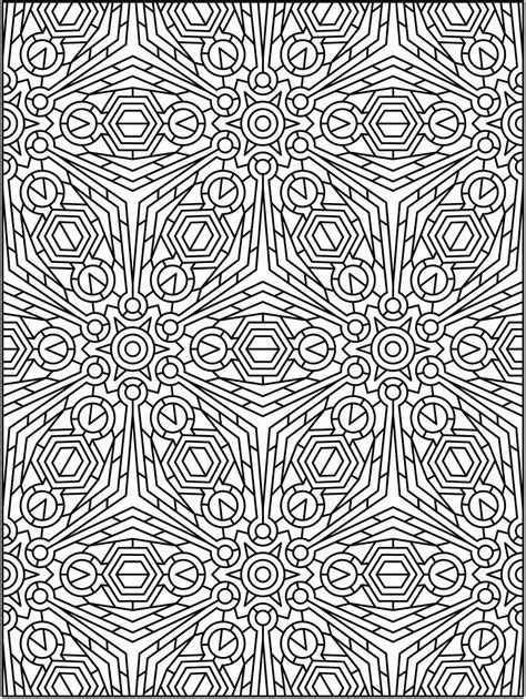 real geometric coloring pages 12 best color pages images on pinterest coloring pages