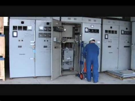 cbs arcsafe 174 rrs 1 remote racking with a general electric