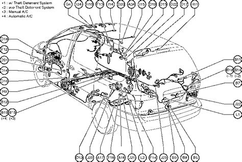toyota sienna rear door parts diagram view toyota free engine image for user manual download position of parts in instrument panel toyota sienna 1997 2003 repair