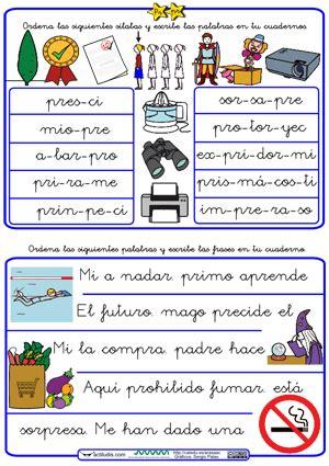 imagenes con palabras pra pre pri pro pru palabras con pra pre pri pro pru e imagenes para imprimir
