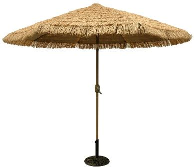 Tiki Patio Umbrella 9 Tiki Patio Umbrella